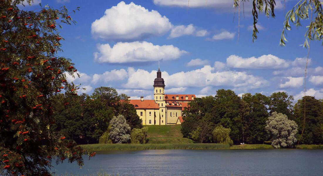Palace complex in Nyasvizh | Photo: Benny Reiter