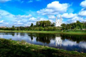 Belarus Polotsk Sophia Cathedral