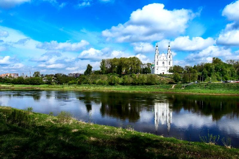 Belarus Polotsk Sophia Cathedral  | Photo: Benny Reiter
