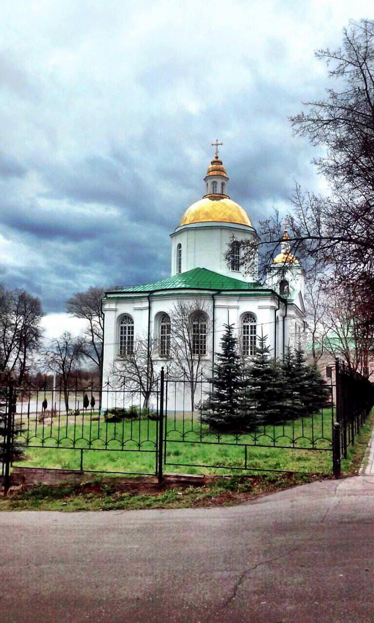 Church of the Epiphany Polotsk Polatsk Belarus