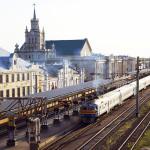 train station Brest Belarus