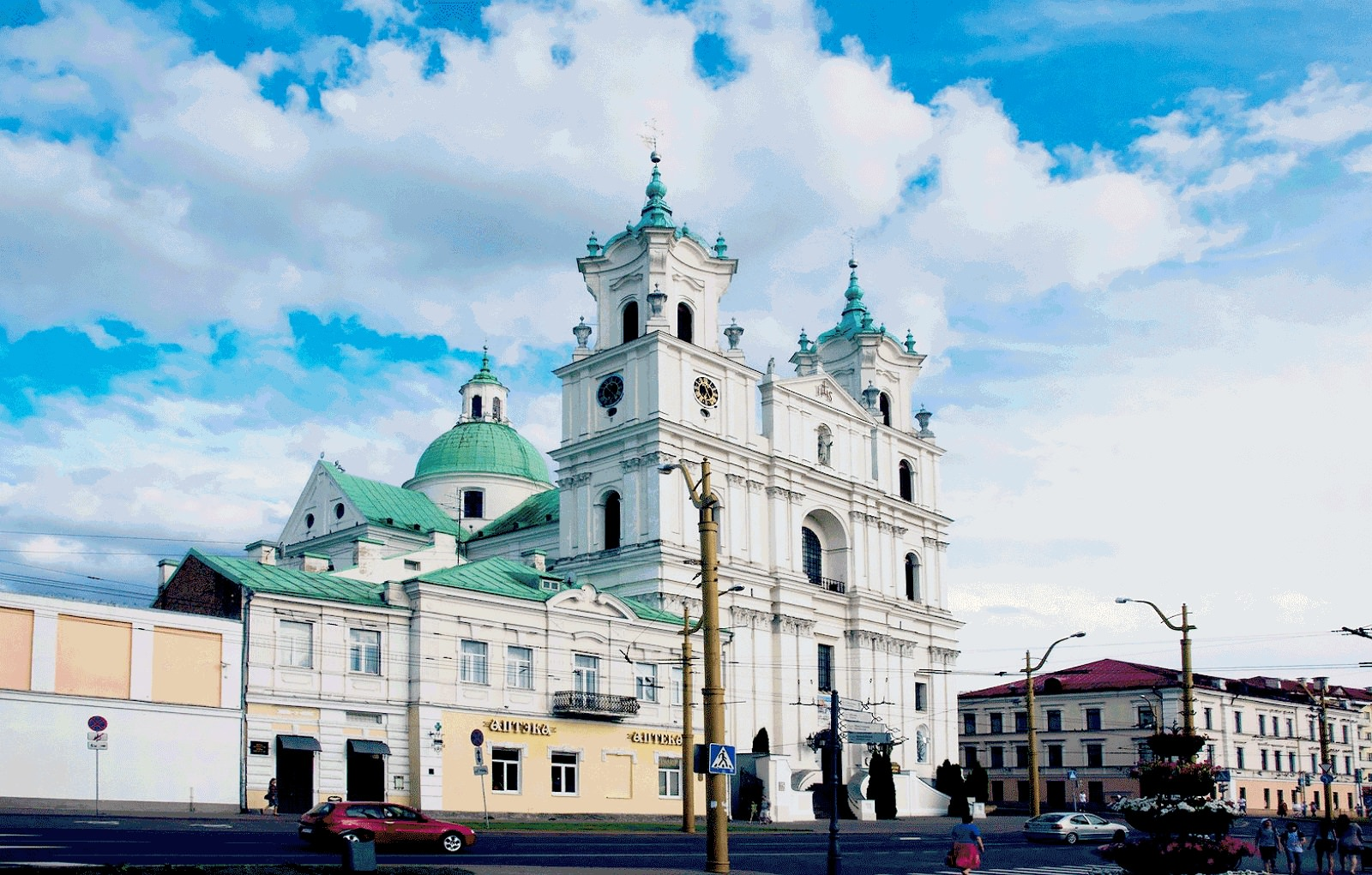 History of Grodno City of Belarus | Belarus Travel