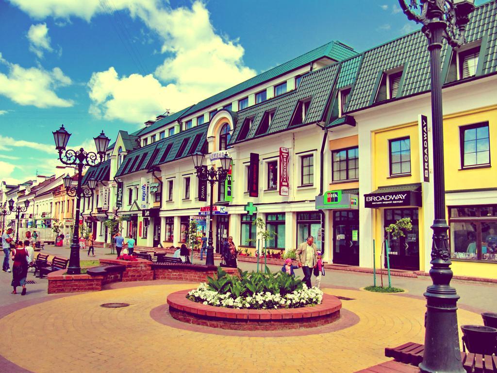 Brest city center