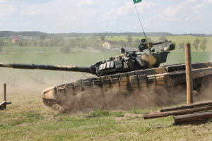 Tank Belarus