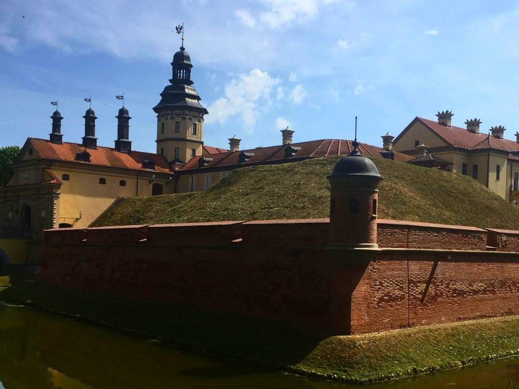 Nesvizh Palace Belarus