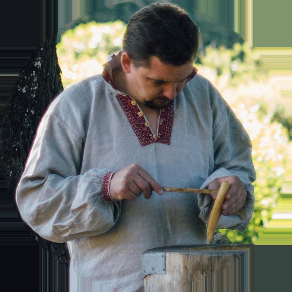 Ivan Expert for the Nalibokski National Park g4 tours Belarus