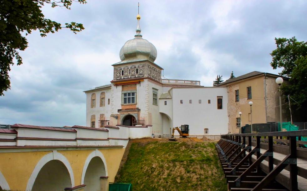 The old castle in Grodno | Photo: Svetlana Abehtikova