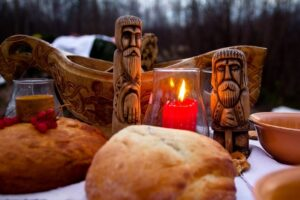 day of commemoration of the dead dziady Belarus