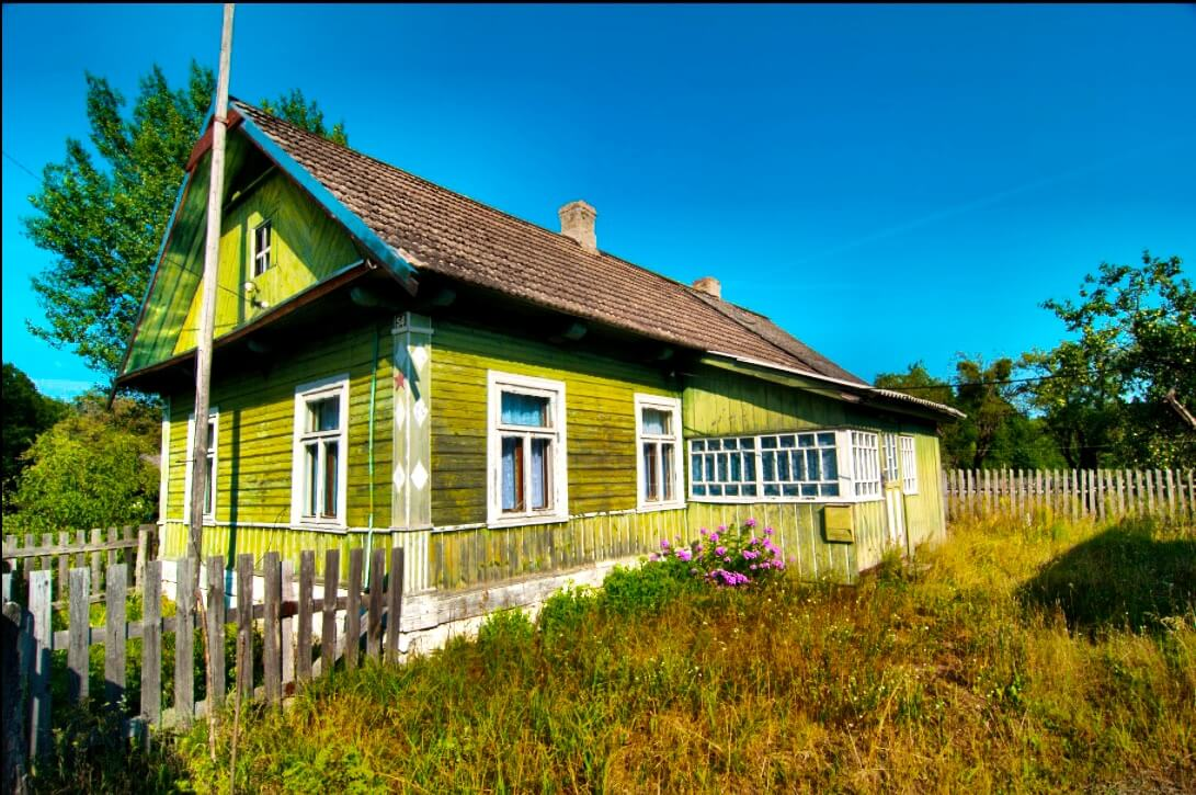 A country house Belarus