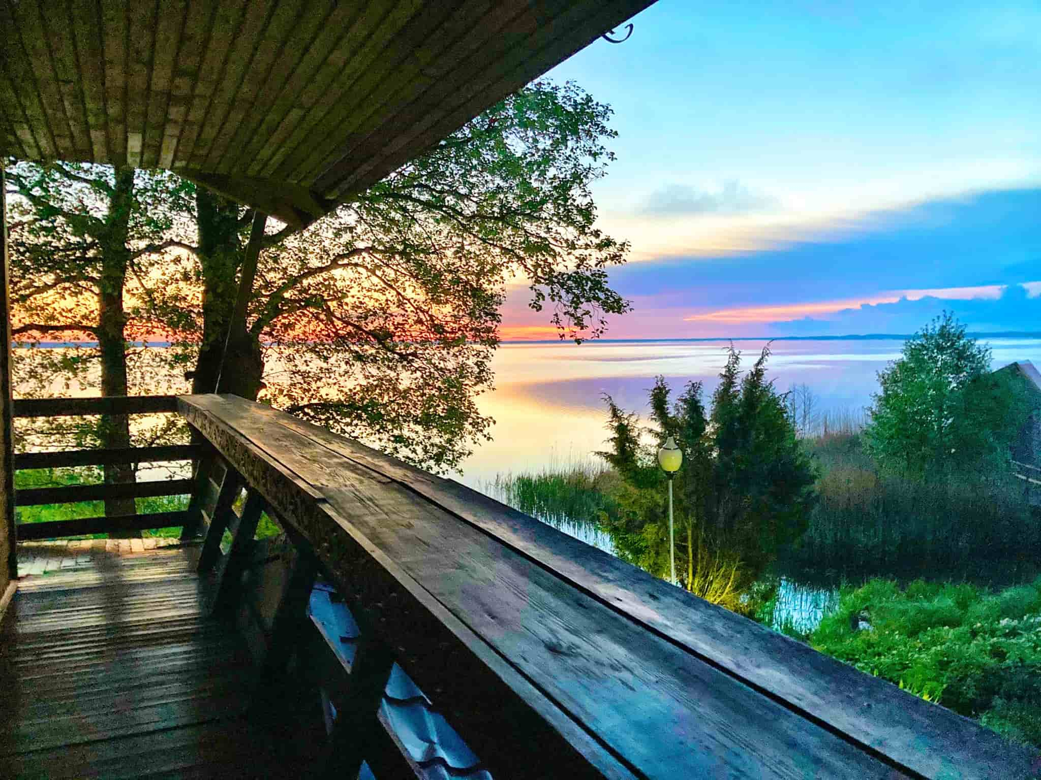 Lake view Belarus