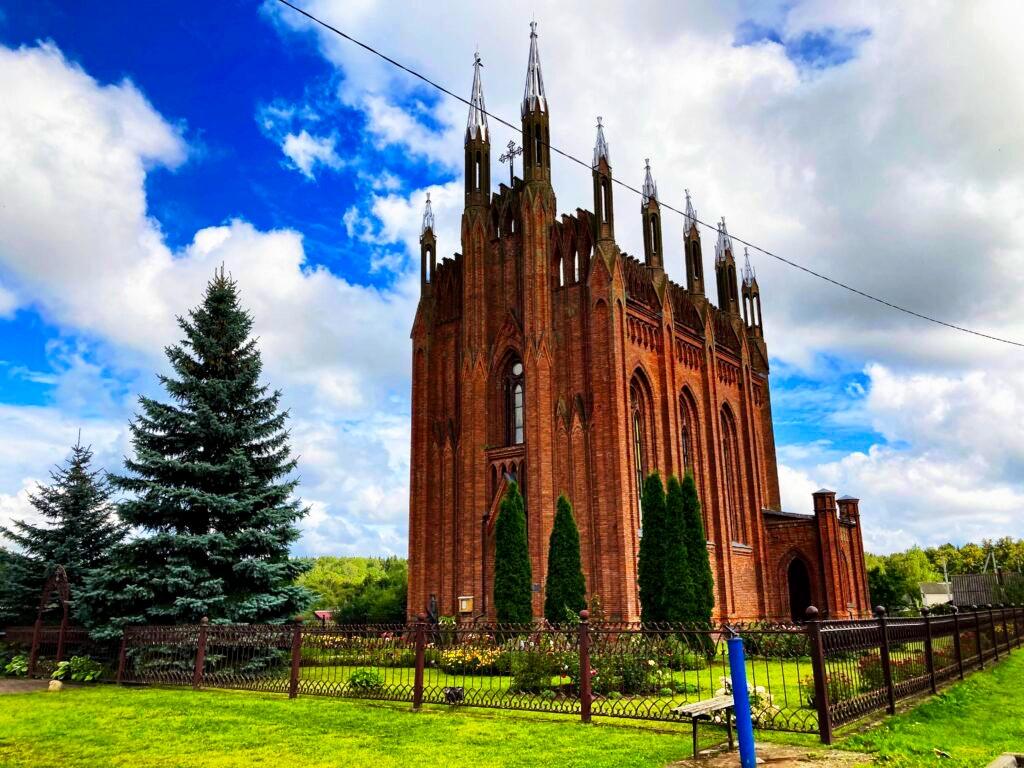 Church in Sarya | Photo: Sveta Abehtikova
