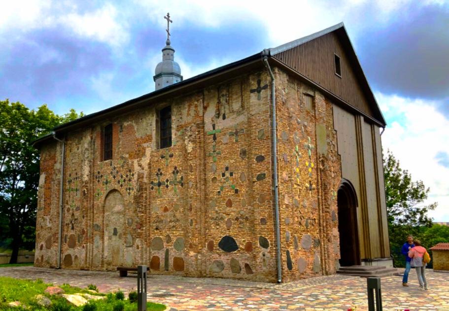 Kolozhskaya Church in Grodno (XII) | Photo: Sveta Abehtikova