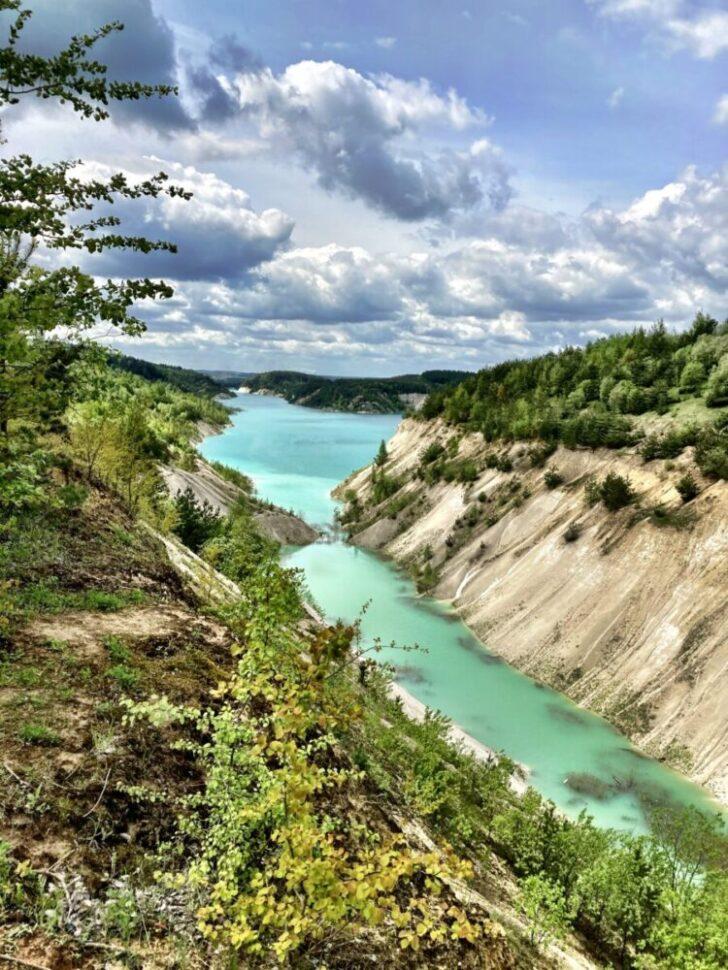 Сhalk quarries | Photo: Sveta Abehtikova