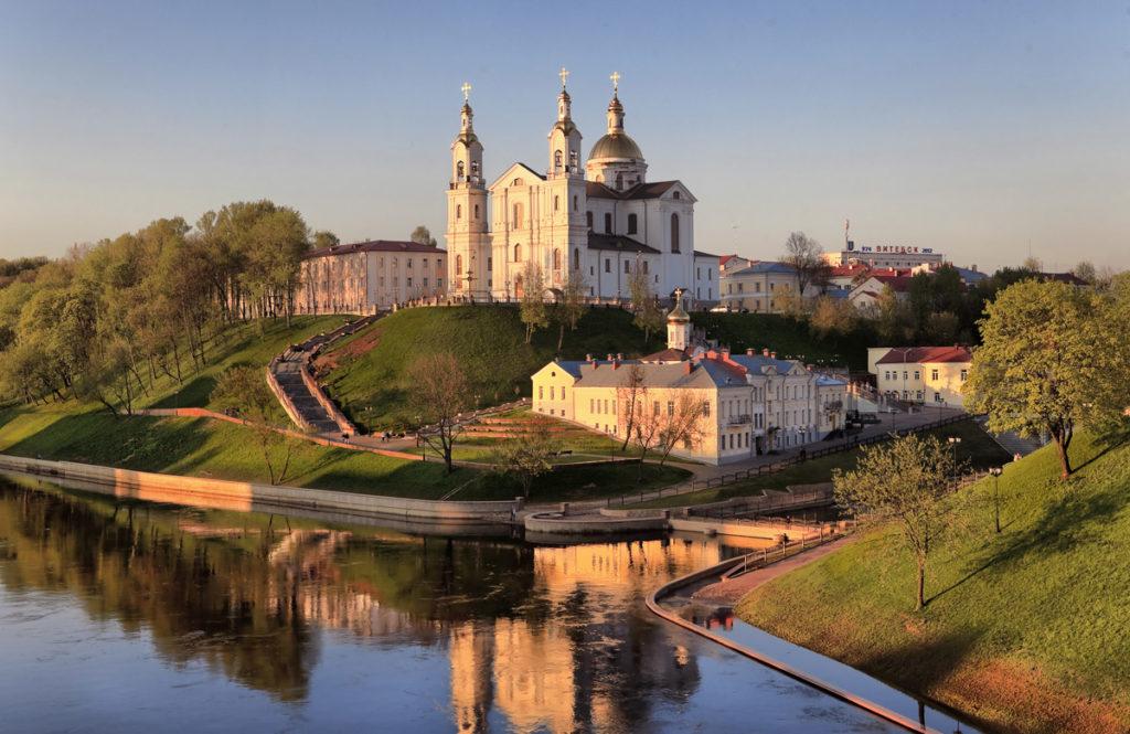 Vitebsk view | Photo: Sveta Abehtikova